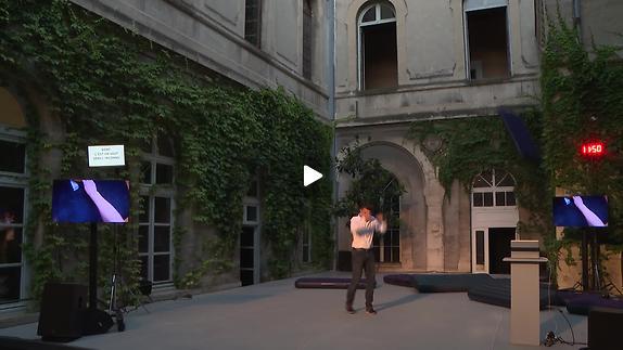 Vidéo Frédéric Ferrer et Phia Ménard - Le Sujet des sujets - Extraits