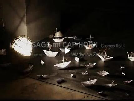 """Vidéo """"Le Passage du Cap Horn"""", texte et m.e.s. W. Znorko, bande-annonce"""