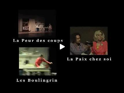 """Vidéo """"Courteline, amour noir"""", bande-annonce"""