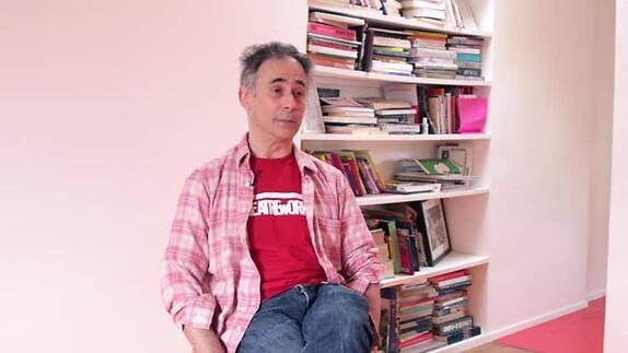 """Vidéo """"Gala"""" - entretien avec Jérôme Bel"""