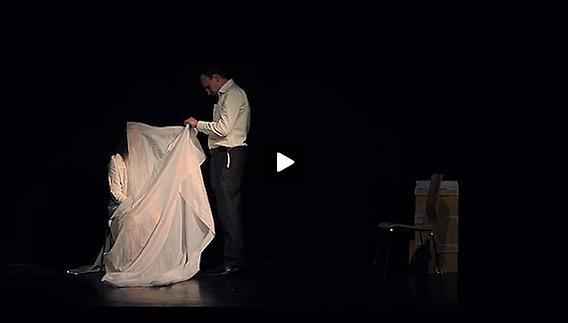 """Vidéo """"Acte"""", m.e.s. W. Astre, extrait"""