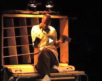 """Vidéo """"Noces de papier"""" de Laurent Contamin, extraits"""