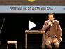 Festival Théâtre en mai 2016, présentation publique par Benoît Lambert