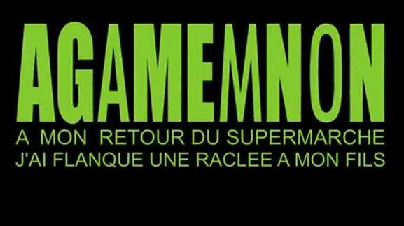 Vidéo Bande-annonce d'Agamemnon