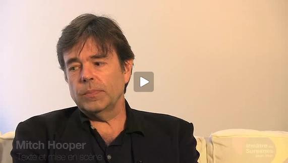 """Vidéo """"Only Connect"""", entretien avec Mitch Hooper"""