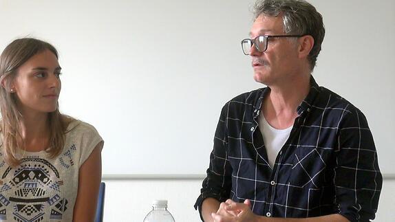"""Vidéo """"C'est l'auteur qui décide"""" / Christophe Pellet"""