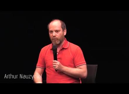 Vidéo ''La Dame aux camélias'', Arthur Nauzyciel, présentation au TNS