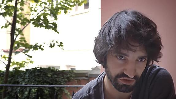 "Vidéo ""Laika"", Ascanio Celestini, présentation par David Murgia"