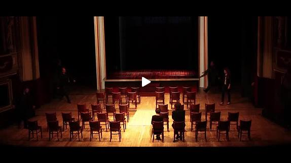 """Vidéo """"Mai, juin, juillet"""" de D. Guénoun, m.e.s. C. Schiaretti - Teaser"""