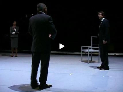 """Vidéo Bande annonce du spectacle """"Stuff happens"""""""