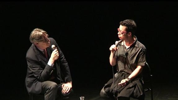 Vidéo Rencontre avec Emmanuel Darley