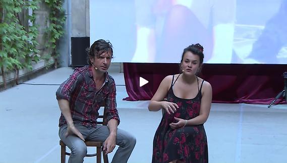 """Vidéo Antoine Laubin - """"Heimaten"""" - Extrait"""