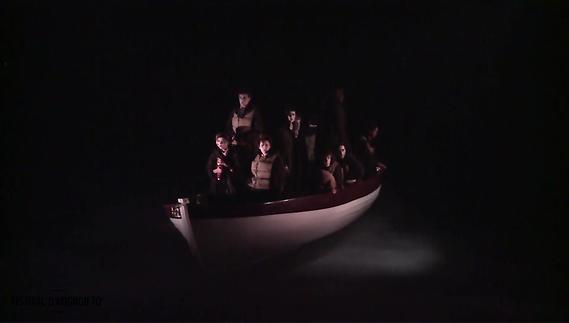 """Vidéo Thomas Jolly - """"Le Radeau de la méduse"""" - Extrait"""