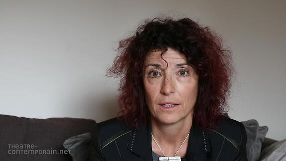 """Vidéo Nathalie Papin, """"Quand j'aurai mille et un ans"""", présentation"""