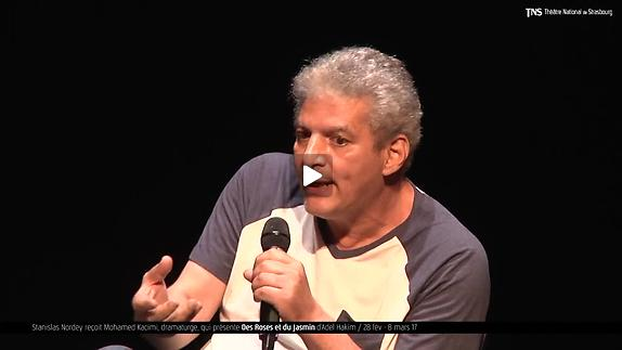 "Vidéo ""Des roses et du jasmin"" d'Adel Hakim - Présentation par Mohamed Kacimi"