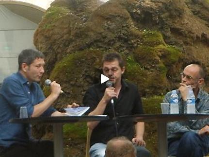 Vidéo Conférence de presse avec P. Brook, A. Vassiliev, Ch. Huysman, J. André...