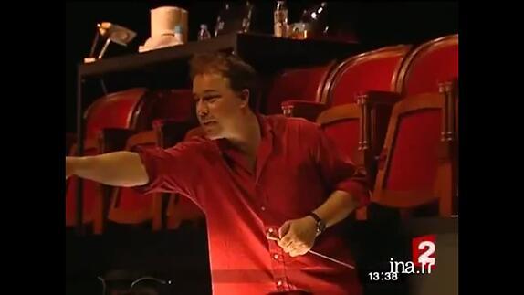 """Vidéo """"Italienne scène et orchestre"""" - Jean-François Sivadier - Teaser"""