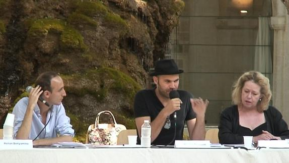 """Vidéo N. Stemann pour """"Die Kontrakte des Kaufmanns. Eine Wirtschaftskomödie"""""""