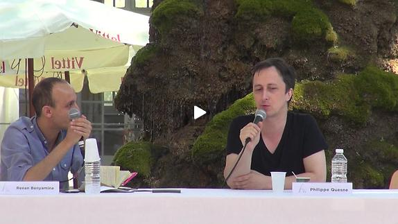"""Vidéo Philippe Quesne pour """"Swamp Club"""""""
