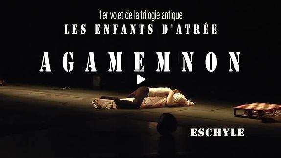 Vidéo Agamemnon / TAC-Theatre
