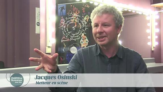 """Vidéo """"Bérénice"""" - Entretien avec Jacques Osinski"""
