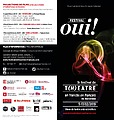 Oui ! Festival de Théâtre en français de Barcelone