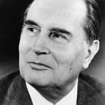 Photo de François Mitterrand