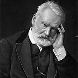Photographie de Hugo Victor