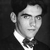 Photographie de García Lorca Federico