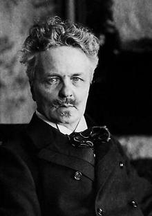 Photo de August Strindberg