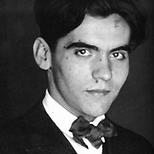 Photo de Federico García Lorca