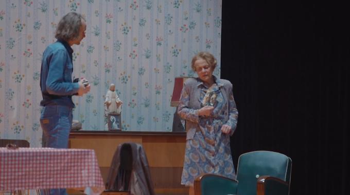 """""""Le bonheur n'est pas toujours drôle"""", Fassbinder, Pierre Mailet"""
