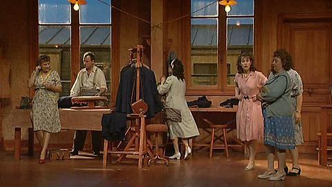 """""""L'atelier"""" de Jean-Claude Grumberg, mise en scène Gildas Bourdet (captation intégrale - VOD)"""