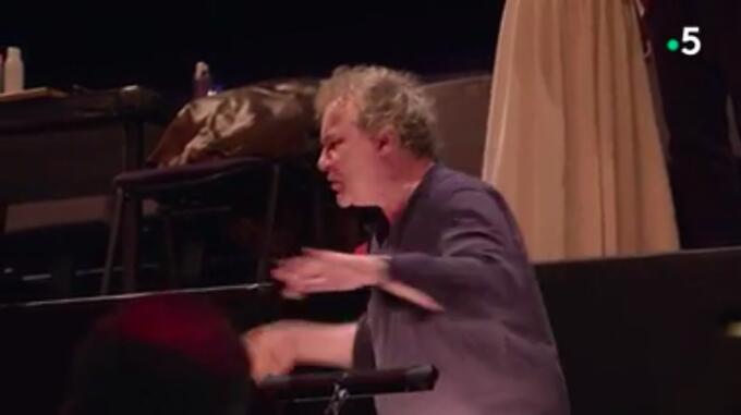 """""""Italienne, scène et orchestre"""", Jean-François Sivadier (captation intégrale)"""