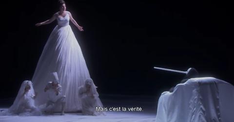 """""""Pinocchio"""", Philippe Boesmans, Stéphane Degout, Chloé Briot, Joël Pommerat  (Capatation intégrale)"""