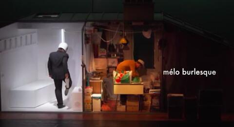 """""""Bigre"""".  Un spectacle de Pierre Guillois (captation intégrale)"""