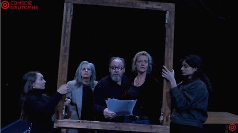 """Théâtre à la table : """"Le Soulier de satin"""", deuxième journée - Paul Claudel/Gilles David"""