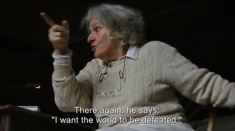 """""""Ariane Mnouchkine au pays du théâtre"""", réalisé par Thierry Thomas et Fabienne Pascaud à l'occasion des 50 ans de la troupe (film complet)"""