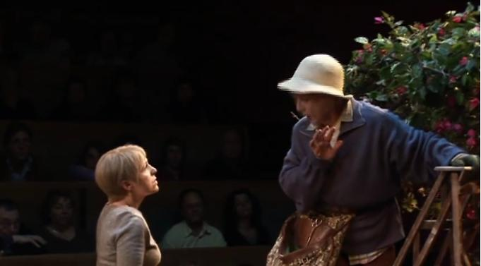"""""""Les Ephémères"""", Ariane Mnouckine et le Théâtre du Soleil (captation intégrale en 4 parties)"""