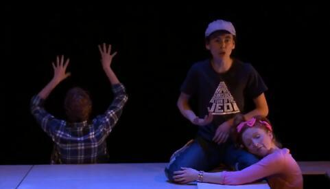 """""""J'ai trop peur"""", texte et mise en scène de David Lescot (captation intégrale)"""