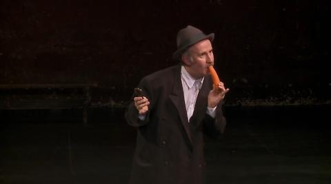 """""""Beckett by Brook"""", un film réalisé d'après """"Fragments"""""""