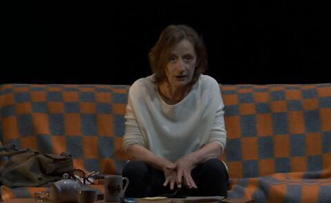 """""""MayDay"""",  Dorothée Zumstein, Julie Duclos (capatation intégrale)"""