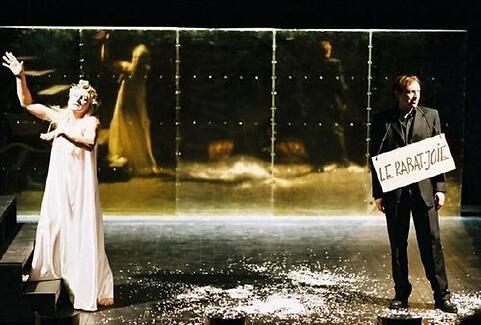 """""""Epître aux jeunes acteurs"""" - Olivier Py (Captation intégrale - VOD)"""