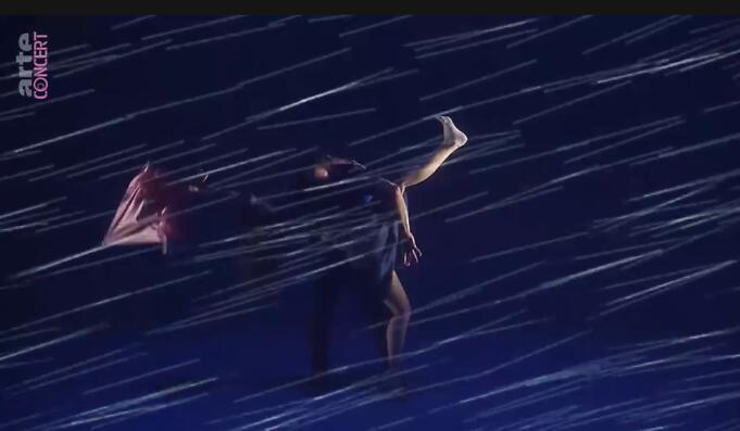 """""""Acqua Alta"""", de Adrien M & Claire B à Chaillot (Capatation intégrale)"""