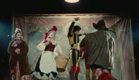 """""""1789"""", Film du spectacle du Théâtre du Soleil réalisé par Ariane Mnouchkine, 1974 (version intégrale)"""