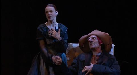 """Cyrano de Bergerac"", Edmond Rostand, Denis Podalydès (captation intégrale)"
