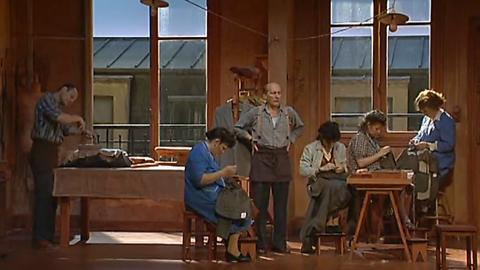 """""""L'atelier"""", Jean-Claude Grumberg, Gildas Bourdet (captation intégrale)"""