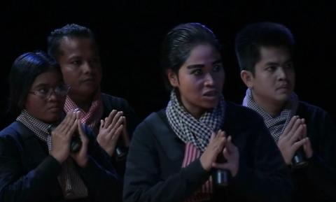 (2) L'Histoire terrible mais inachevée de Norodom Sihanouk, roi du Cambodge - Deuxième époque (version khmère)