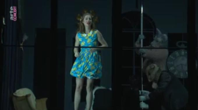 """Lewis versus Alice"", Lewis Carroll, Macha Makeïeff (captation intégrale)"