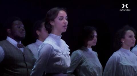 """""""Les Justes"""" de Albert Camus par Abd al Malik au Théâtre du Châtelet (captation intégrale)"""